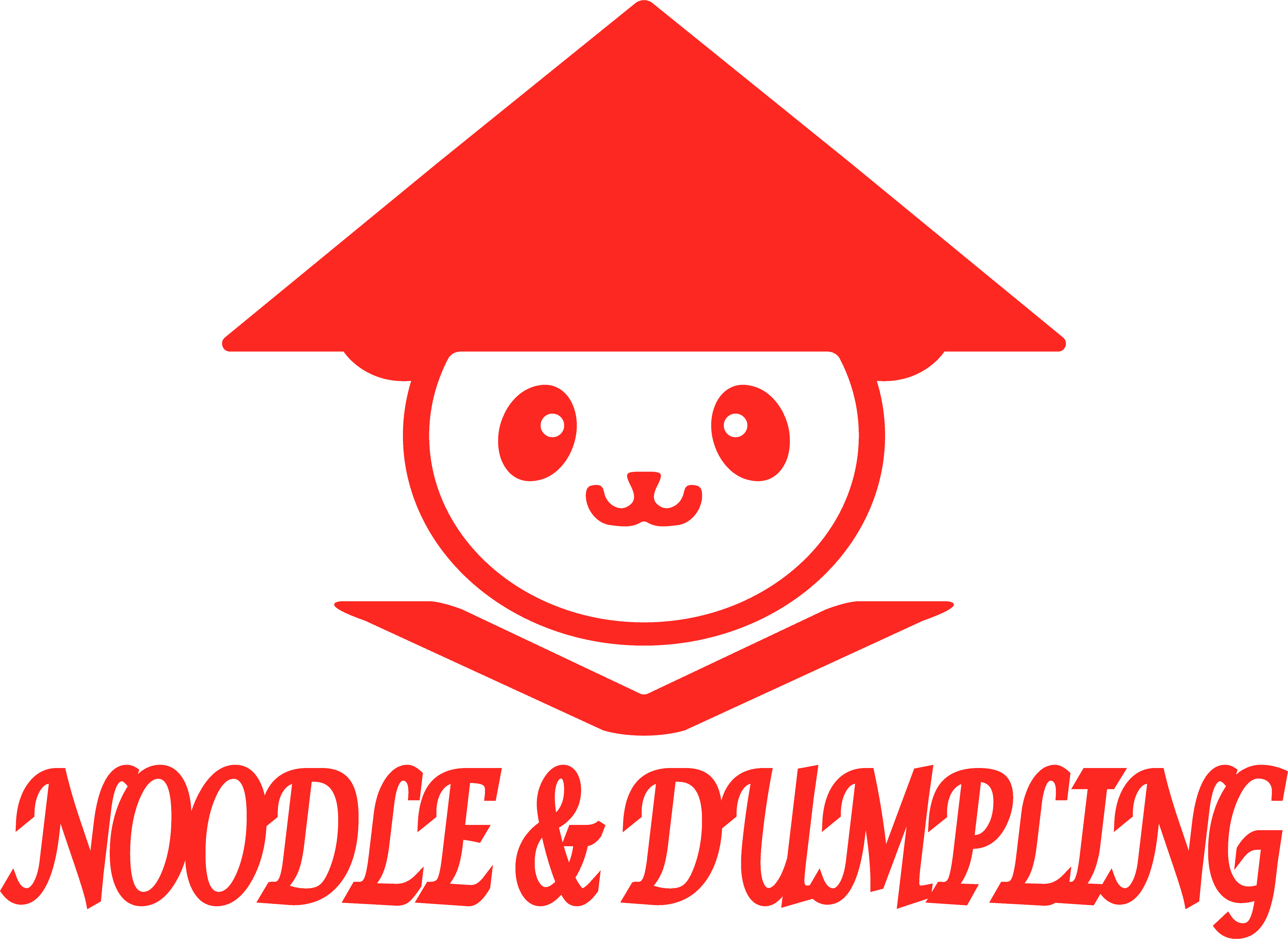 Noodle and Dumpling Logo Optimised